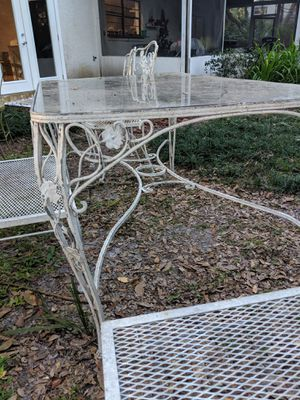 Rod iron furniture for Sale in Lutz, FL
