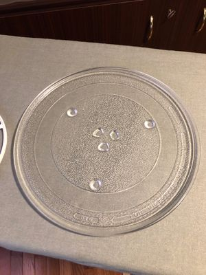Microwave glass plate for Sale in Springfield, VA