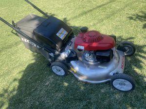 Honda lawn mower self propelled for Sale in City of Industry, CA