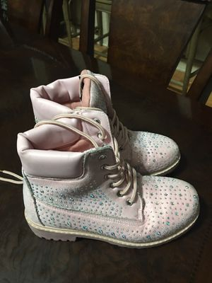 Girls boots size 3 for Sale in Carmichael, CA