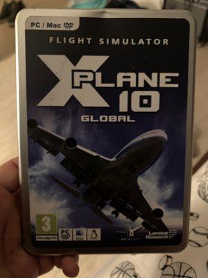 X plane 10 global flight simulator for Sale in North Miami Beach, FL