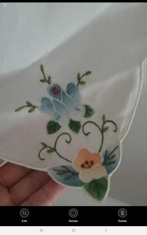 Embroidered Tablerunner for Sale in Manchester, NH