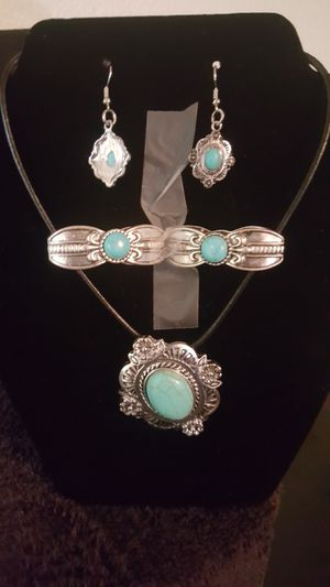 Azetc Jewelry Set for all Occasions for Sale in Detroit, MI