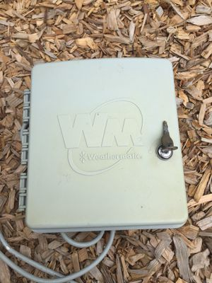 Weathermatic Sprinkler Control Unit for Sale in Bellevue, WA
