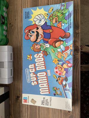 Nintendo super Mario bros board game for Sale in Mountlake Terrace, WA