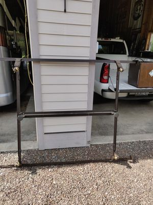 Steel bed frame for Sale in Snohomish, WA