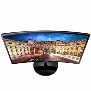 """Samsung 24"""" ultra thin (curved) gaming monitor for Sale in Yakima, WA"""