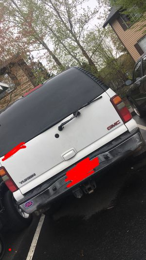 GMC Yukon 2003 for parts or whole need gone ASAP for Sale in Federal Way, WA