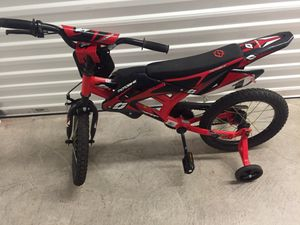 Selling toddler bike new negotiable for Sale in Atlanta, GA