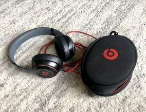 Beats Solo (black and red) for Sale in Pleasant Ridge, MI