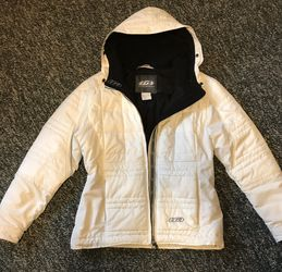 White Louis Garneau Ski Jacket for Sale in Ellensburg,  WA