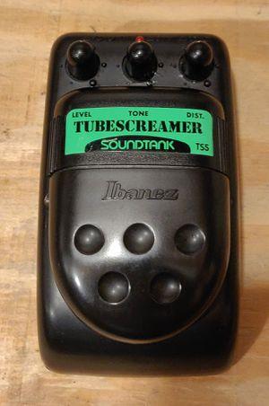Ibanez Tube Screamer TS5 Guitar Effects Pedal w/ Tubular Mod for Sale in Centreville, VA