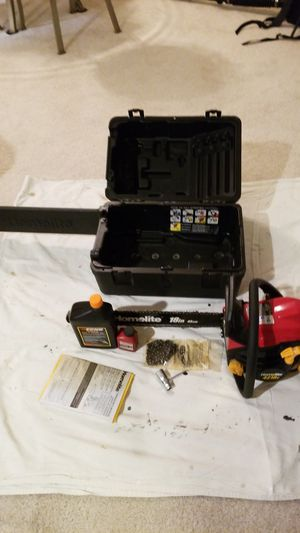 Homelite Chainsaw 4218C for Sale in Annandale, VA