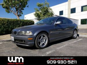 2000 BMW 3 Series for Sale in Ontario, CA