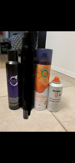 Hairspray bundle for Sale for sale  Austin, TX