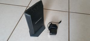 Netgear Cable Modem- Comcast for Sale in Fort Lauderdale, FL