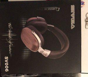 headphones sivga 007 for Sale in Malden, MA