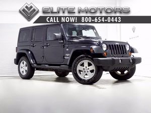 2011 Jeep Wrangler Unlimited for Sale in Waukegan, IL