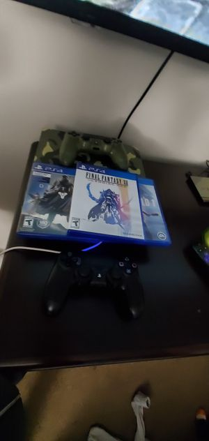Playstation 4 1 TB for Sale in HOFFMAN EST, IL