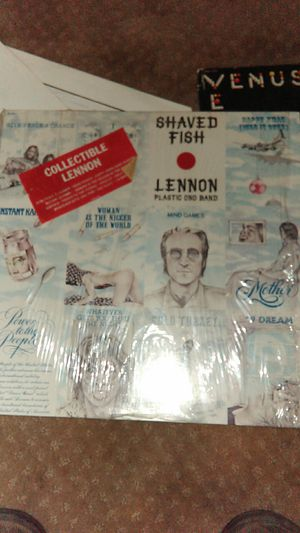 Shaved fish Lennon plastic Ono band for Sale in Mesa, AZ