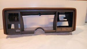1988-1994 CHEVEOLET SILVERADO. Gauge Bezel. CLUSTER'S POD. BURGUNDY for Sale in Los Angeles, CA