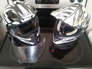 Adult and kids dirt bike helmets for Sale in Pittsburgh, PA