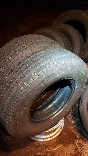 205/75/14 pair of trailer tires for Sale in Bellevue, WA