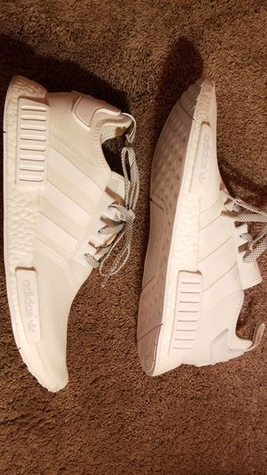 Adidas NMD (Triple White) Size 13 for Sale in Detroit, MI