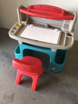 Kids plastic desk for Sale in Aurora, CO