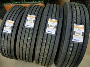 295 75 22.5 COMMERCIAL TRAILER TIRES for Sale in Grand Terrace, CA