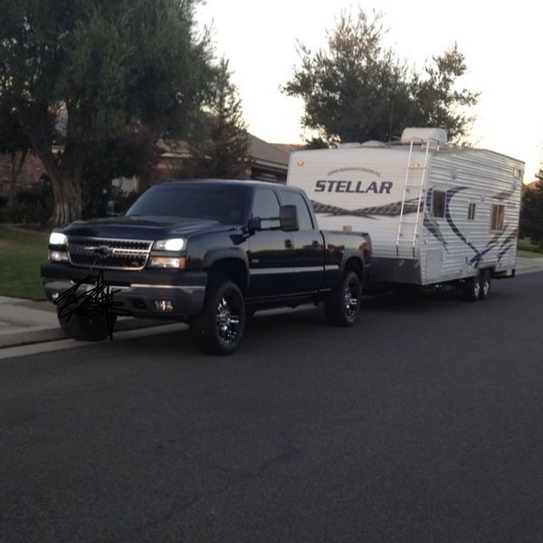 2007 - 25 Foot Stellar Toy Hauler