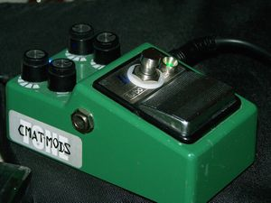 Ibanez Ts9dx with custom mods for Sale in Pearl City, HI