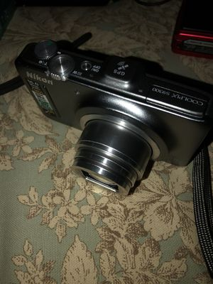 Nikon coolpix S9300 digital camera for Sale in Spanaway, WA