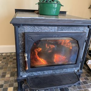 "Hearthstone Soapstone 18"" for Sale in Barrington, RI"