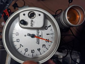 Autogage tachometer for Sale in Beverly, WV