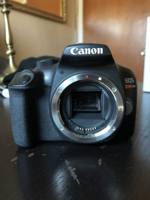 Canon EOS Rebel T6 (Body Only) for Sale in Santee, CA