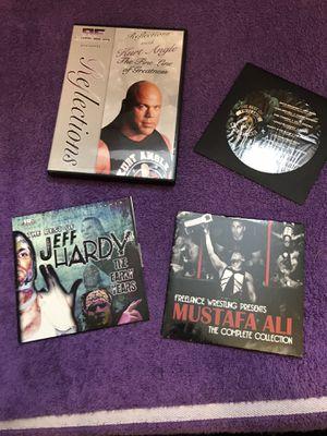 Wrestling DVD's for Sale in Longview, TX