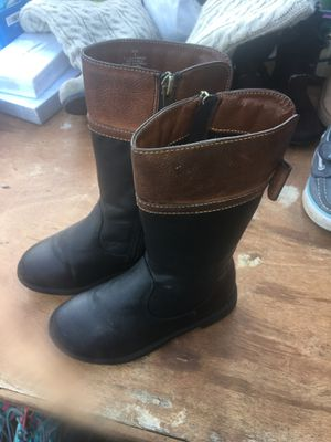 Little girl boots size 9 for Sale in Oklahoma City, OK