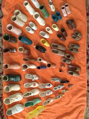 Shoe collection 1930-1960 for Sale in Fort Lauderdale, FL