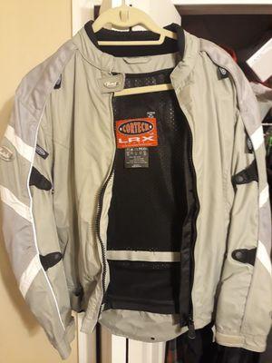 Motorcycle jacket women's size 12/14.. for Sale in Hudson, FL
