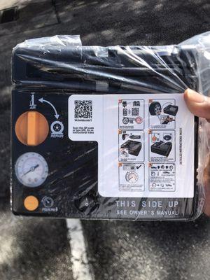 Tire air pump/ repair kit for Sale in Pembroke Pines, FL