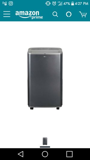 LG Portable AC unit 10,000 Btu for Sale in Midvale, UT