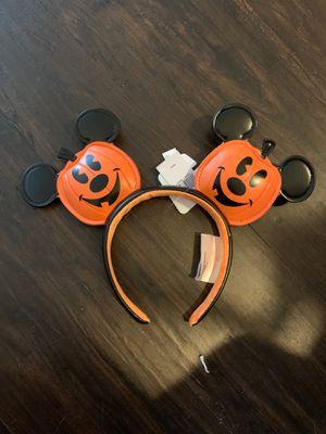 Pumpkin Mickey Ears for Sale in Orlando, FL