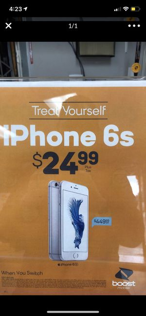 Iphone 6s for Sale in Ontario, CA