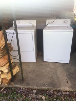 Washer and dryer for Sale in Manassas, VA