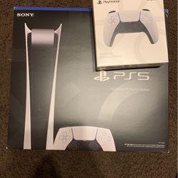 PlayStation 5 Digital Version for Sale in Fresno,  CA