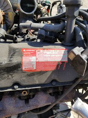 7.3 diesel motor transmission 4x4 complete for Sale in Alsip, IL