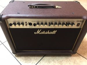 $250 OBO Marshmall AS50D Acoustic AMP for Sale in Menifee, CA