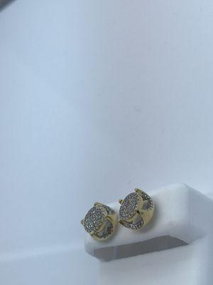 Diamond earrings new for Sale in Renton, WA