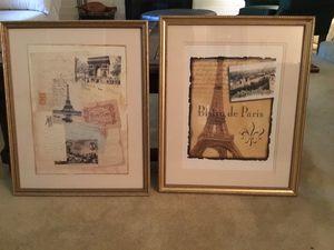 Paris pictures for Sale in Edmonds, WA